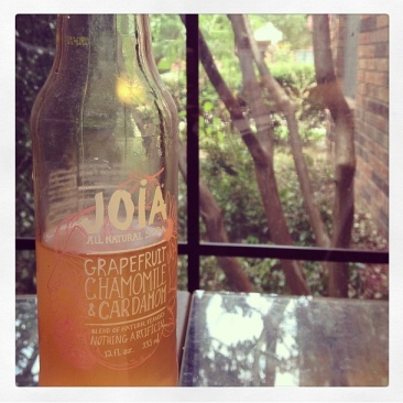 Joia Grapefruit Soda