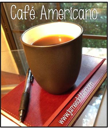 Cafe Americano, www.jamesdotter.com